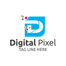 Digital Pixel Logo