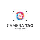Camera Tag Logo
