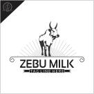 Zebu Milk Logo