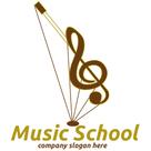 Music School Logo
