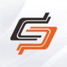 Speed Lines - Letter S Logo