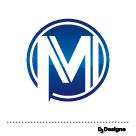 Media Consulting Letter M Logo