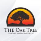 The Oak Tree Logo