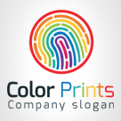 Color Prints Logo