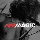 AppMagic - App Launch HTML Landing Page