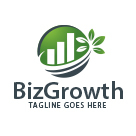 Business Growth Logo