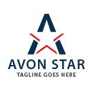 Avon Star - A logo