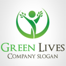 Green Lives Logo