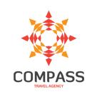 Compass - Travel Logo