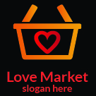 Love Market Logo