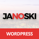 Janoski - Clean Modern WordPress Blog Theme