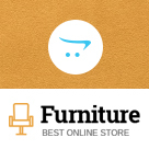 Furniture - Opencart Responsive Theme