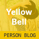 YellowBell - Simple WordPress Blog