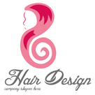 Hair Design Logo
