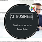 AT Business –  Corporation Joomla template