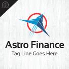 astro rocket logo