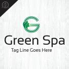 letter g logo template