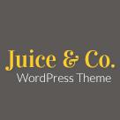 Juice & Co. WordPress Restaurant Theme