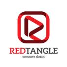Redtangle - Letter R Logo