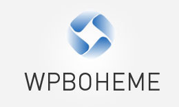 WP Boheme - Corporate & Responsive WordPress Theme