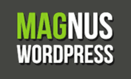 Magnus - WordPress Theme