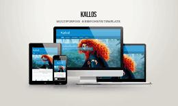 Kallos - Multipurpose Responsive Joomla Template