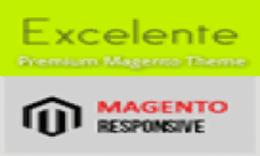 Excelente - Responsive Magento Theme