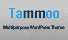 Tammoo - Clean Responsive Business WordPress Theme