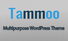 Tammoo - Clean Responsive Business WordPress Theme