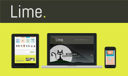 Lime - A Creative WordPress Theme