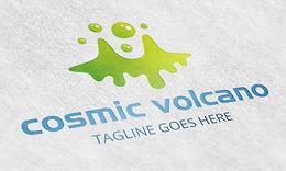 Cosmic Volcano