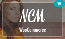 New-commerce – Responsive e-Commerce WordPress Theme