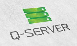 Q Server Logo