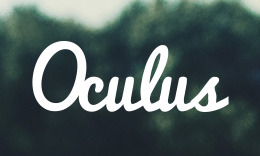 Oculus - Fullscreen WordPress Blog