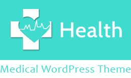 Health – WordPress Theme for Clinics, Doctors and Physicians