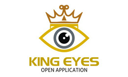King Eyes Logo