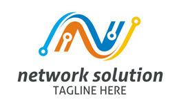 Network Solution Logo