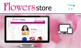 Flower Store - OpenCart Responsive Theme