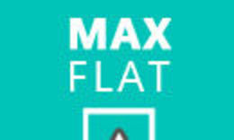MaxFlat - Flat Design WordPress Theme for Blog or Small Magazine