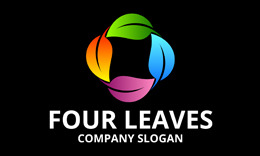 Four Leaves Logo