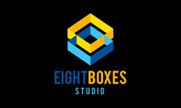 Eight Boxes Logo