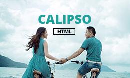 Calipso | Multi-Purpose Parallax HTML Landing Page