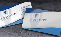 EnergyLeon Business Card