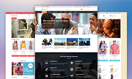 ZT Divas super multi-purpose joomla template