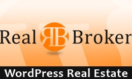 Realbroker – A Responsive WordPress Real Estate Theme