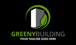 Greeny Building Logo