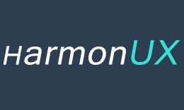 HarmonUX - Clean, UX-Focused WordPress Theme