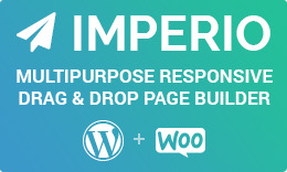 Imperio – Creative Multipurpose Responsive WordPress Theme