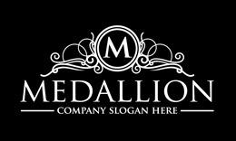 Medallion Logo Template