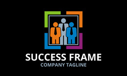 Success Frame Logo